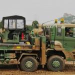 كيا موتورز - المركبات العسكرية